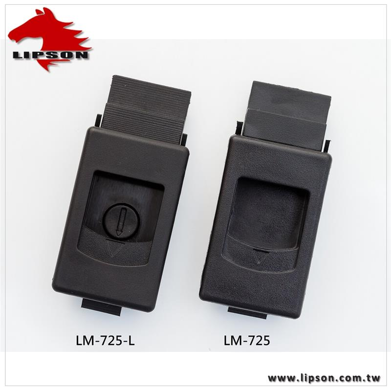 Lm 725 Plastic Sliding Door Flush Panel Slam Latch Buy