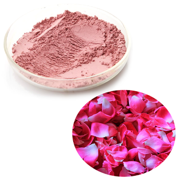 HERBAL COLOR ROSE POWDER FOR HENNA