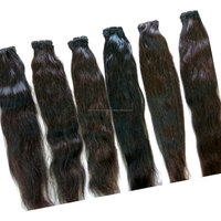 M,E, 100% Human Hair, Fashion Trends Models Human Hair,Indian Remy Human Hair Extension