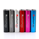 metal portable power bank 2600mah your custom logo enraged powerbank charger for promotional gifts giveaways