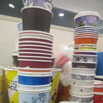 Papier Glas Und Tassen Nach Mass Papier Glaser Tassen Eis Badewanne