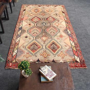 Carpets For Home Moroccan Rugs Vintage Antique Rug Hand Knotted Decor Living Room Area
