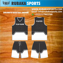 New Custom Design Sublimation <span class=keywords><strong>Basketball</strong></span> Uniform