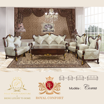 Luxury French Home Furniture Living Room Sofa Set Sectional Antique Italian  Design Fine Mahogany Solid Wood Seater - Buy Living Room Sofa Set,Hand ...