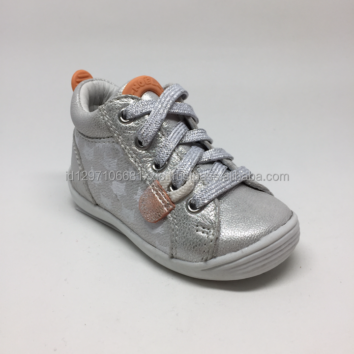 OEM Factory - Summer Spring kid shoes, all-over leather, fashion shoes with high quality leather