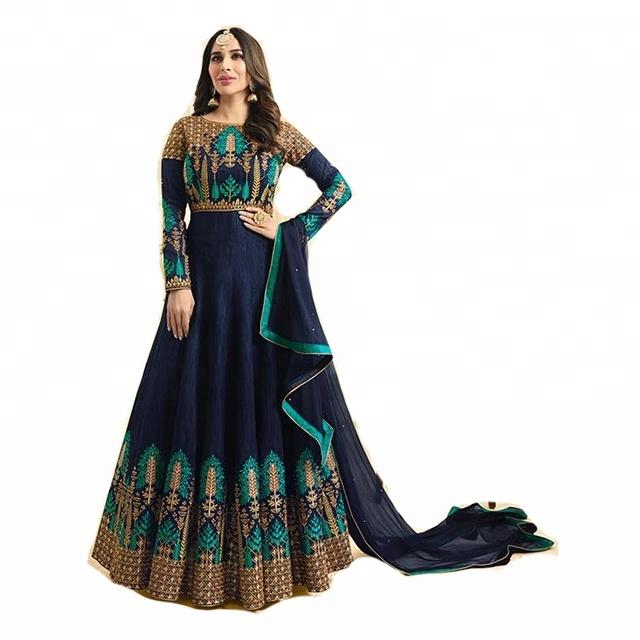 Wholesale Designer Churidar Salwar Kameez Ladies Salwar Kameez Salwar Kameez Neck Designs View Embroidery Designs Salwar Kameez Jau Fashion Product Details From Jau Fashion On Alibaba Com