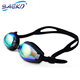 SAEKO swimming glasses myopia swim eyewear optical swim goggles anti uv