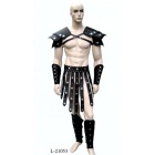 중세 풀 몸 Leather Armor/Roman Armour/Leather Armor Jacket