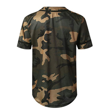 Nieuwe custom <span class=keywords><strong>Camo</strong></span> <span class=keywords><strong>Honkbal</strong></span> Jersey & Team Uniformen t Shirts