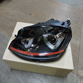 New Auto Car Parts For Volkswagen Golf MK7 2.0G GTi Headlamp