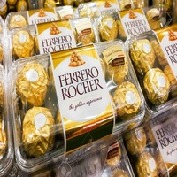 Ferrero Rocher Chocolates, CONFECTIONERY PRODUCTS,NUTELLA SPREAD