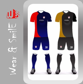 a0e9e63eb12 Custom Design Football Club Fan Soccer Jersey From Bangladesh - Buy ...