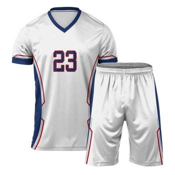 Gesublimeerd custom beach volleybal jersey uniform