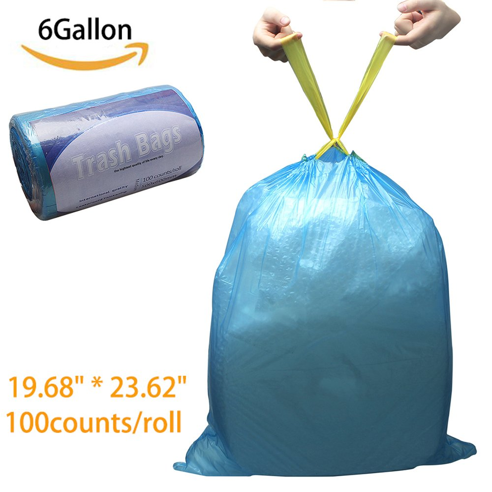 Cheap Black Drawstring Garbage Bags, find Black Drawstring Garbage ...