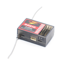 PowerUp RD610 2.4GHz 6CH DSM2 DSMX Compatible Receiver