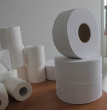 Wood Pulp Toilet Paper Rolls / Soft Facial Tissue Paper & Pocket Tissue /Jumbo Rolls