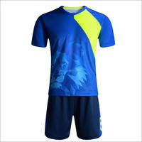 Custom soccer jersey sublimated football jerseys high quality soccer uniforms for teams