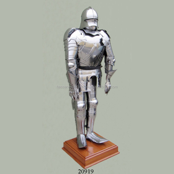 Historical Knight Suit Of Armor Costume Authentic Reproduction Full Armor ,  Buy Historical Knight Suit Of Armor Costume Authentic Reproduction Full