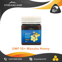 New Zealand Premium Grade Natural Manuka UMF10+ honey