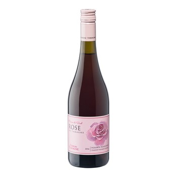 Rose of Tamagne 0,75L Saperavi-Traminer Rose Wine