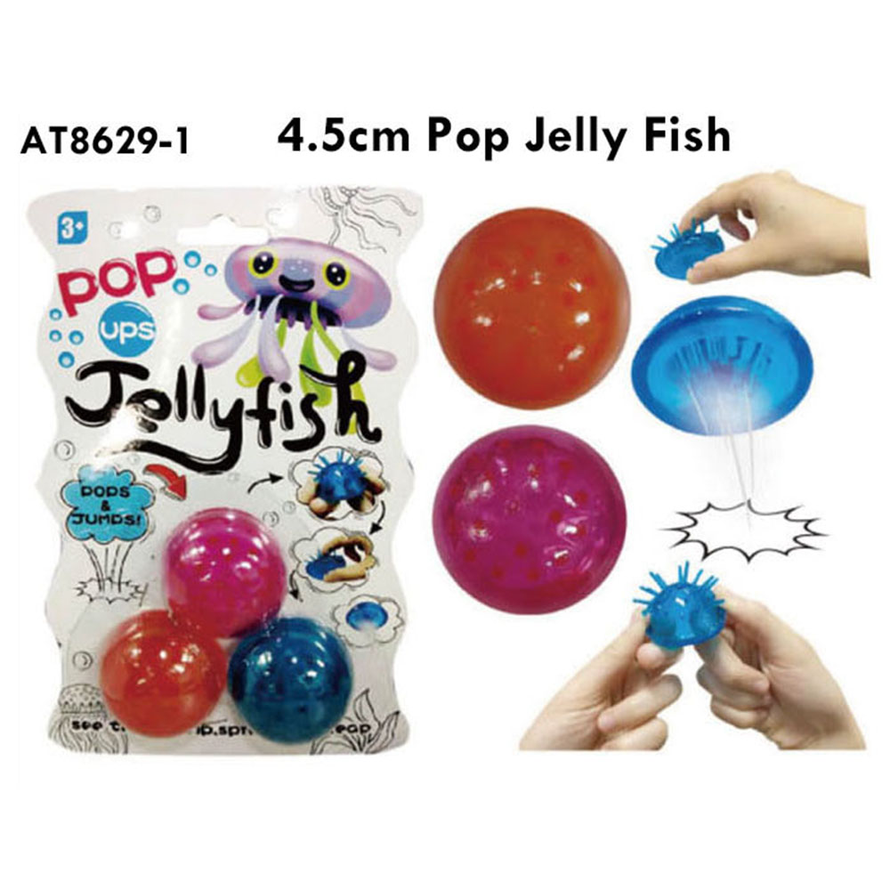 Interesting Slime Marine Creature Jelly Box