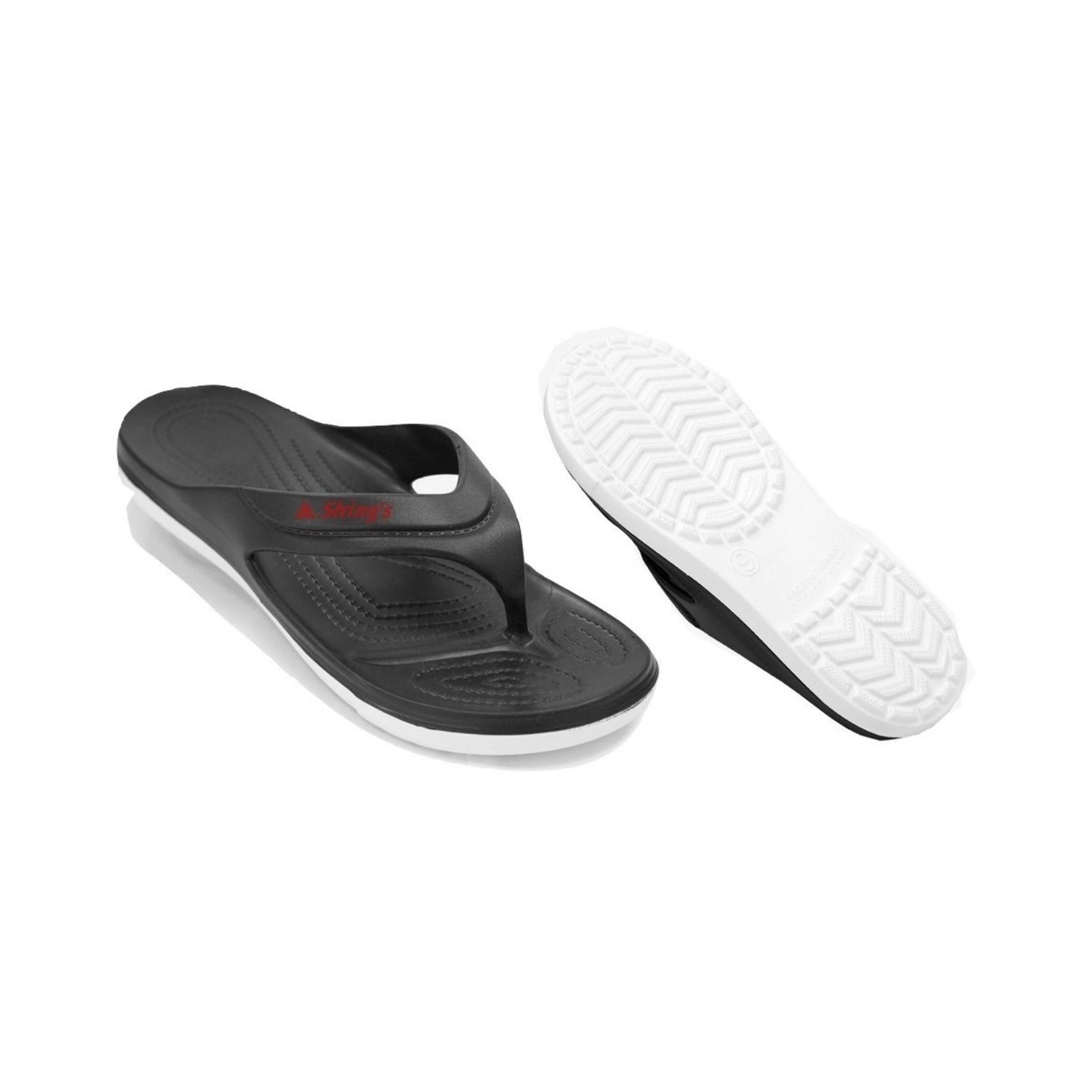 47426b49112b made in Taiwan products Shing s men women sport sponge thong sandal custom  logo slide sandal