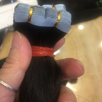 Vietnamese Hair Best price hair tape extension high quality full cuticles hair 100%