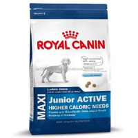 Offer Royal Canin Maxi Junior Active Dry Dog Food