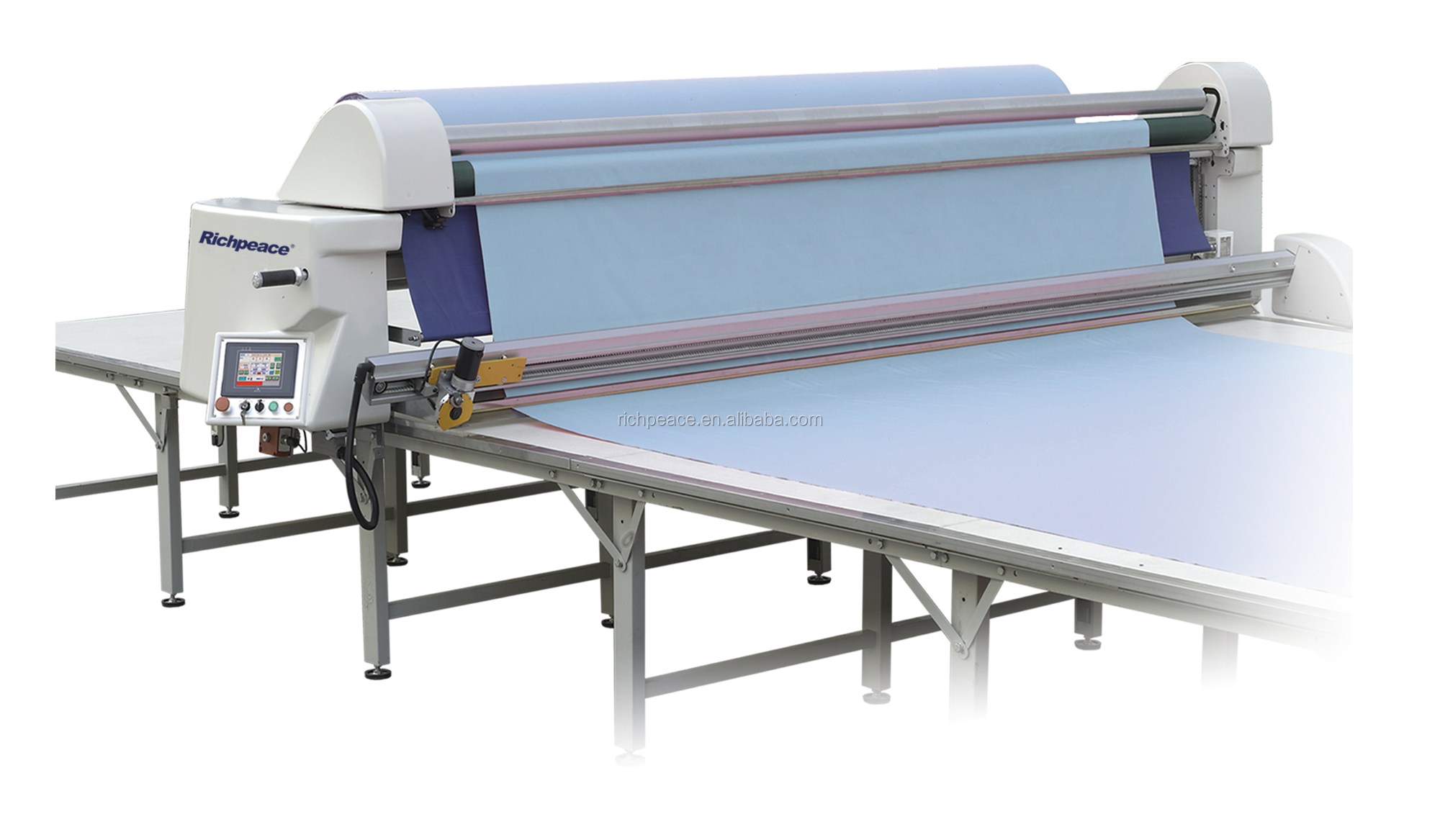 Richpeace Home Textil Automatic Spreading Machine