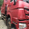 Used Sinotruk HOWO Dump Truck 10 Wheels 371HP LHD 10 - 25 CBM 30 - 40tons For Mining Industry