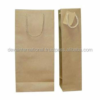 BROWN SACO de PAPEL COMERCIAL