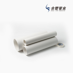 Factory Outlet Food Grade PVC Plastic Pipe for Drainage System