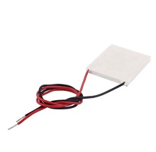 Taidacent 2A 12 V 23 W 40x40x4mm <span class=keywords><strong>Thermoelektrische</strong></span> Kühler Modul <span class=keywords><strong>Kühlung</strong></span> kapazität 17,78 W TEC1-12702