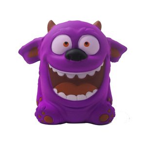 2018 August Brand New Licensed PU Foam Slow Rising Monster Squishy