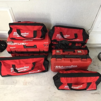 Exclusive Price Milwaukee 2691-22 M18 Cordless 15-tool Combo Kit/Power Tool Milwaukee M18 15-tool Combo Kit