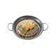 20cm Induction Cooker Mini Cast Iron Paella Pans Without Lid