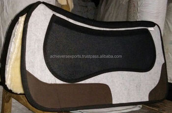 Custom Western Woolen Felt Horse Saddle Pad| Western Horse Products  Manufacturer - Buy Western Horse Products Manufacturer,Horse Products,Felt  Saddle