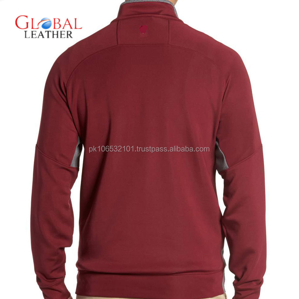 MÄNNER WINTER FLEECE SWEATSHIRT