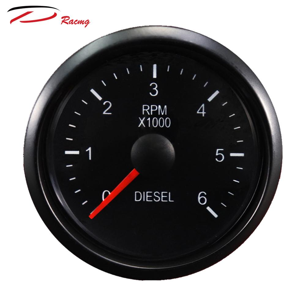 New 품 52 미리메터 Digital Tachometer Gauge