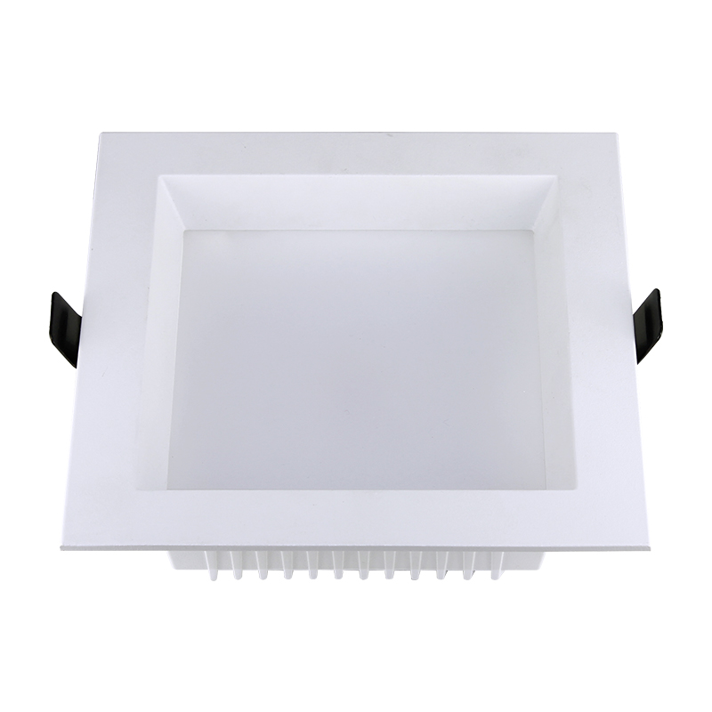 Recessed ceiling light 12 watt SMD square led smd <strong>downlight</strong> 100lm/w for home