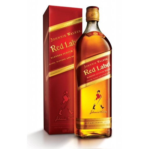 Whisky Red Label 750Ml & 1L