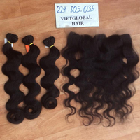 New Cambodian human hair closure piece,blonde hair bundles with lace closure, closure lace frontal closure