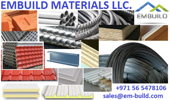 Building Materials Suppliers In Ajman