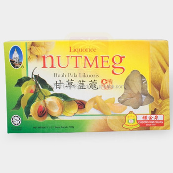 Nutmeg For Protection