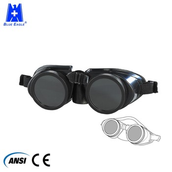 Blue eagle safety welding protection goggles