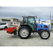 Wholesale 63hp Farm Machinery Used Small Equipment Tractor from Japan