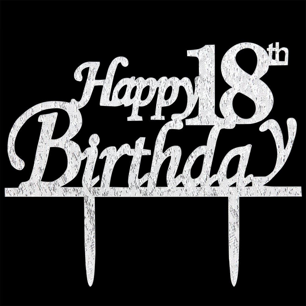 Cheap Happy 18th Birthday Cake Ideas Find Happy 18th Birthday Cake