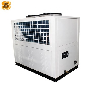 Cold water machine chiller for carbonated drink