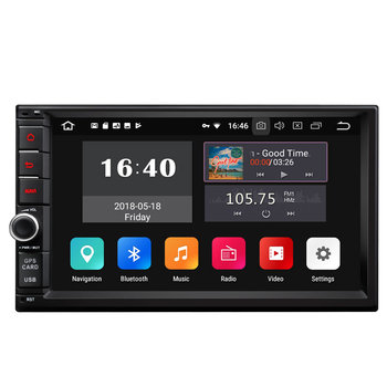 Eonon Ga2175 Double Din Android 8 1 Quad-core 7 Inch Multimedia Car Dvd Gps  - Buy Android Car Stereo,2 Din Universal Android Car Stereo,Double Din Car