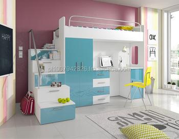 Hoch Bett Kinder Buy Children Room Furniture Product On Alibaba Com